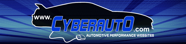 Cyberspace Automotive Performance Banner